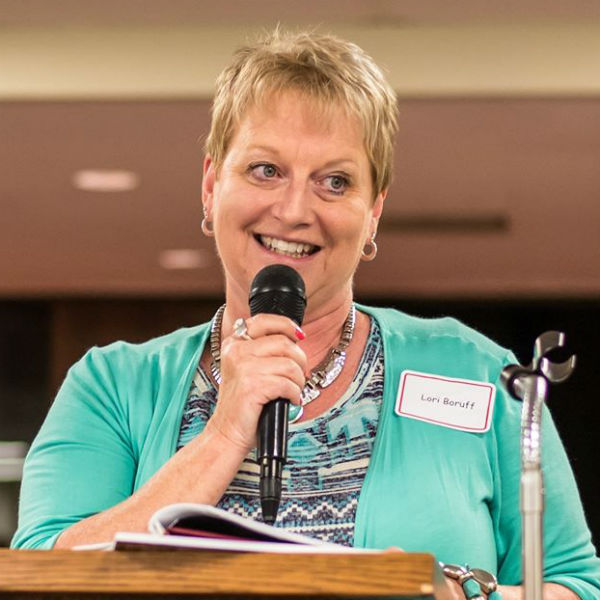 Lori Boruff - Public Speaking